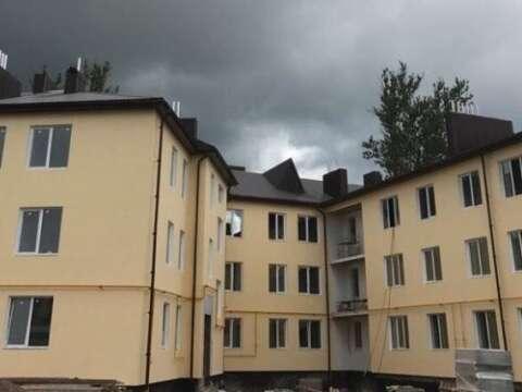 Жилой дом Моя Отрада (Новый жилой дом в Отрадном)